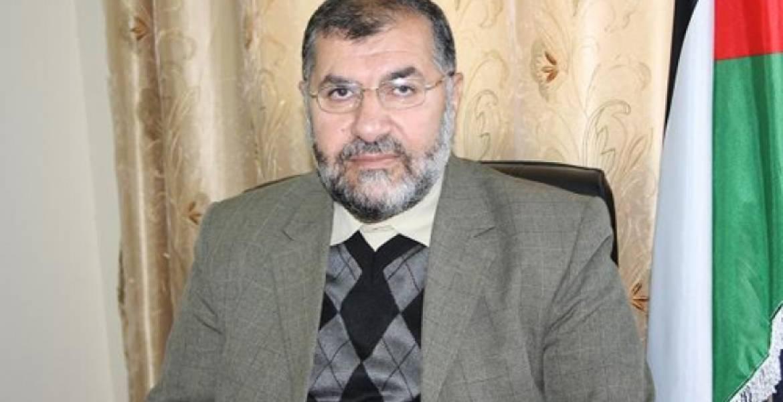 النائب عن حركة حماس فتحي القرعاوي