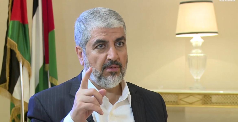 رئيس المكتب السياسي السابق لحركة حماس خالد مشعل