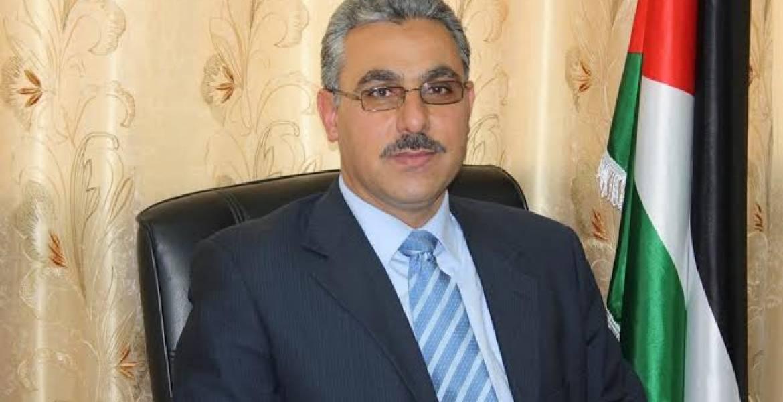 النائب عن حركة حماس إبراهيم دحبور