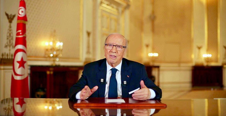 الرئيس الباجي قائد السبسي رئيس الجمهورية التونسية