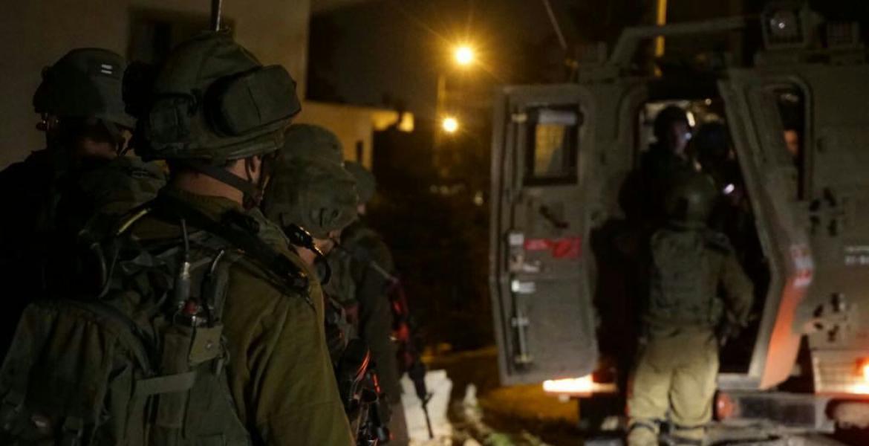 اعتقالات إسرائيلة ضد الفلسطينيين (صورة أرشيفية)