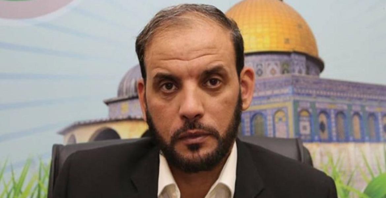 حسام بدران، رئيس مكتب العلاقات الوطنية، وعضو المكتب السياسي لحركة حماس