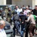 صورة أرشيفية عن اعتقالات تقوم بها أجهزة السلطة