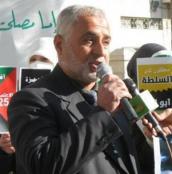 النائب فى المجلس التشريعى عن حركة حماس باسم الزعارير