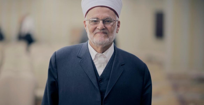 الشيخ عكرمة صبري خطيب المسجد الأقصى المبارك