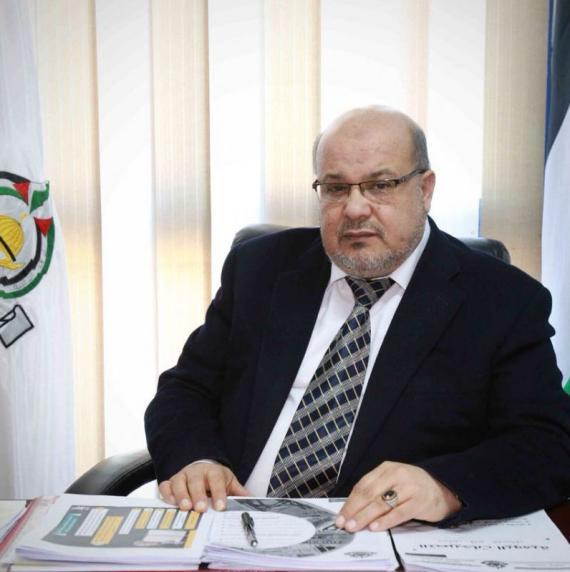 القيادي في حركة حماس عصام الدعليس