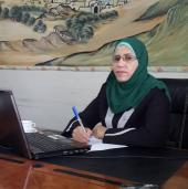 النائب عن حركة حماس سميرة الحلايقة