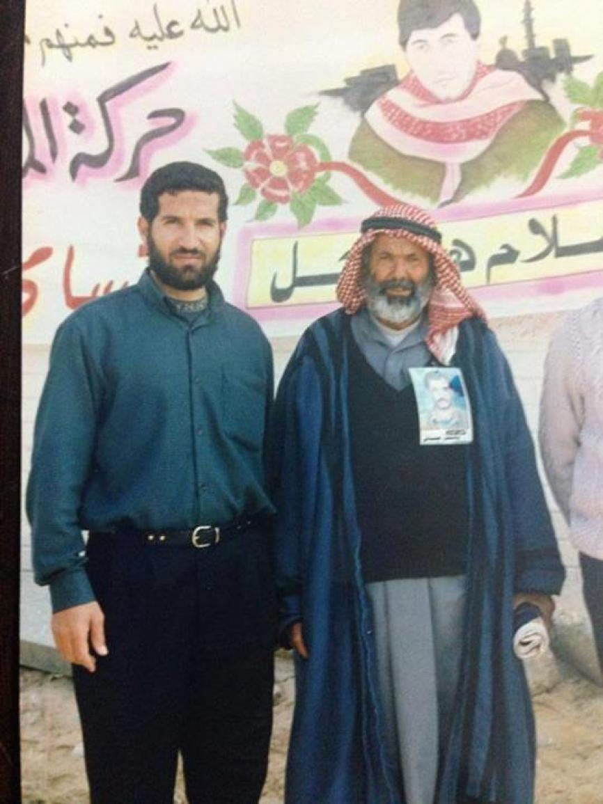 والد الشهيد القائد المهندس يحيى عياش