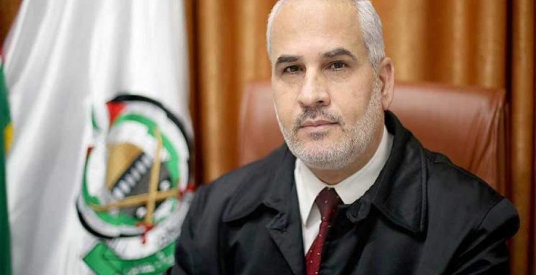 فوزي برهوم، الناطق باسم حركة المقاومة الإسلامية حماس