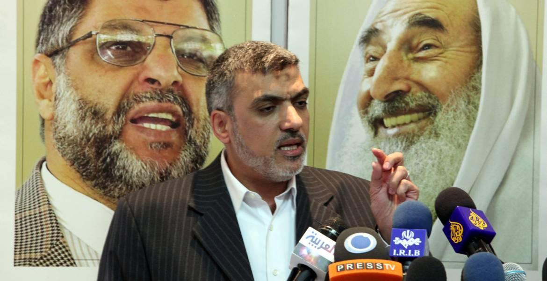 رئيس مكتب العلاقات العربية والإسلامية عزت الرشق