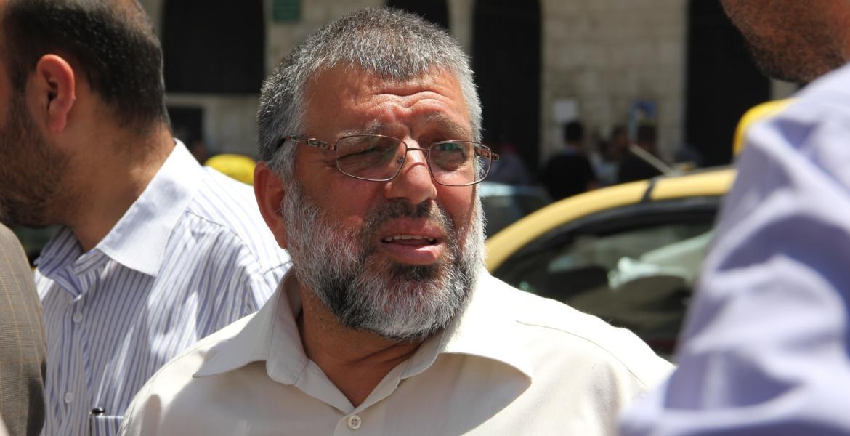 القيادي في حماس حسن يوسف