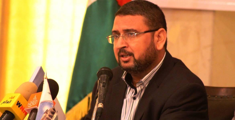 الناطق الإعلامي باسم حركة حماس سامي أبو زهري