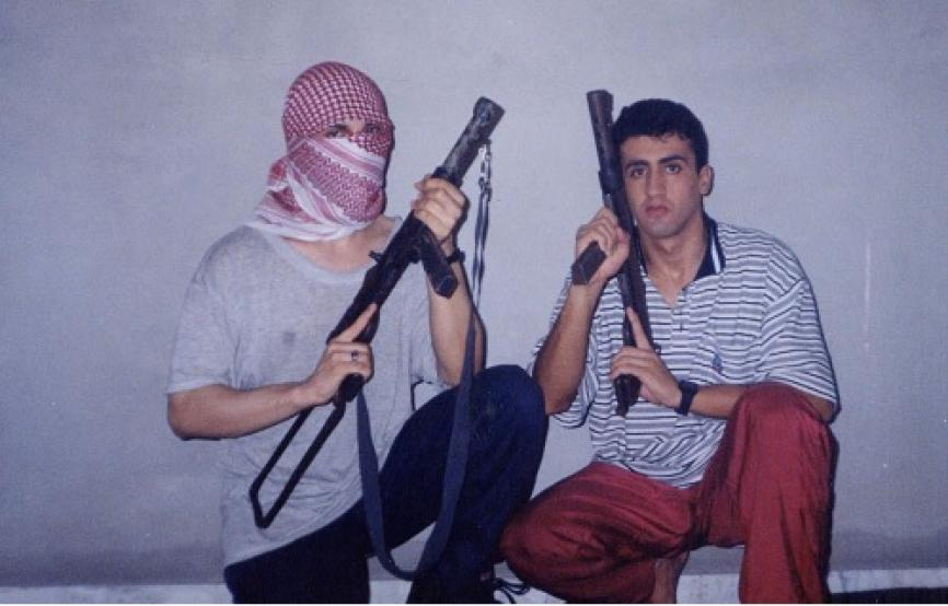 الشهيد القائد محمود أبو الهنود