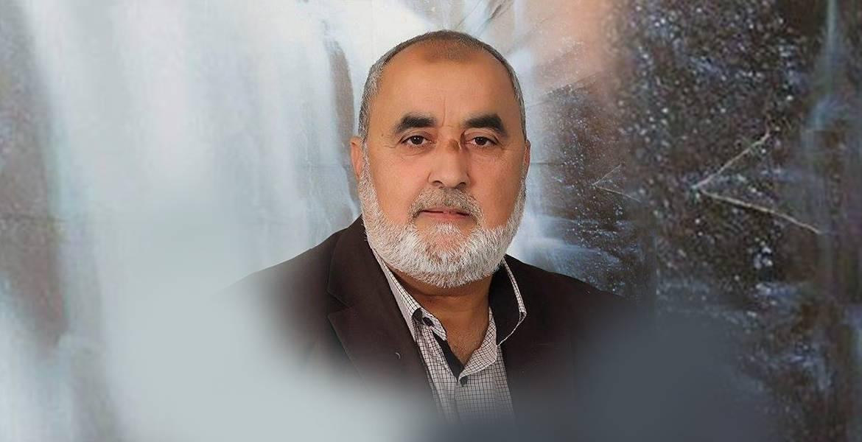 القيادي في حركة حماس بالضفة الغربية شاكر عمارة