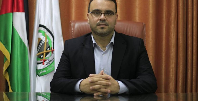 المتحدث باسم حركة حماس حازم قاسم
