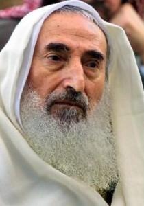 الشيخ أحمد إسماعيل ياسين