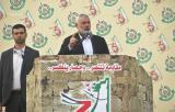 كلمة رئيس المكتب السياسي إسماعيل هنية خلال مهرجان الانطلاقة ال31