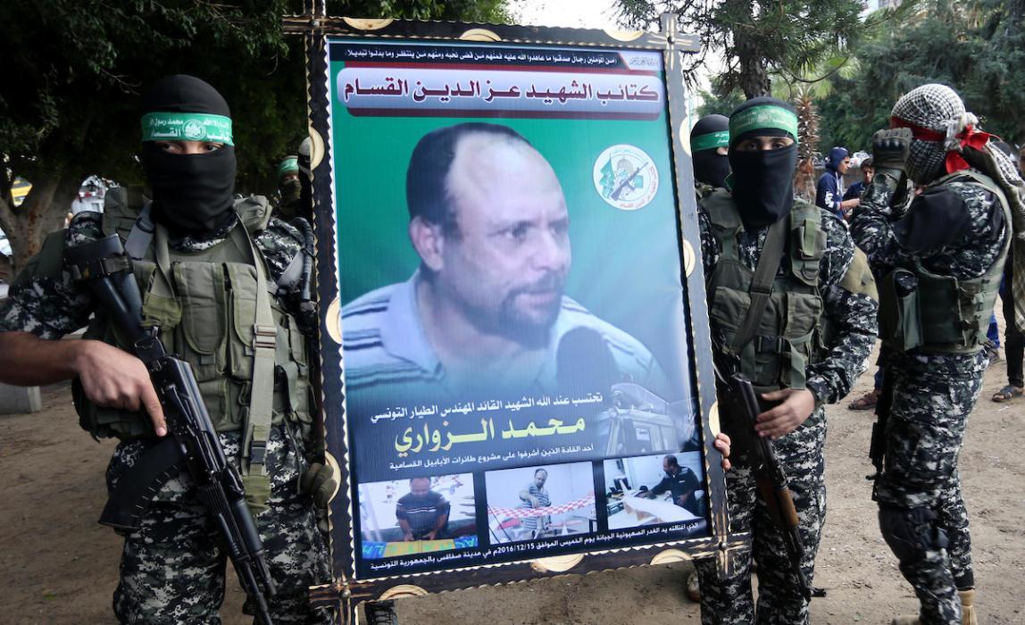 أبرز أحداث حماس خلال عام 2016