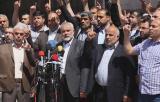 هنية يتوعد بالعدالة الثورية لدماء مازن فقها