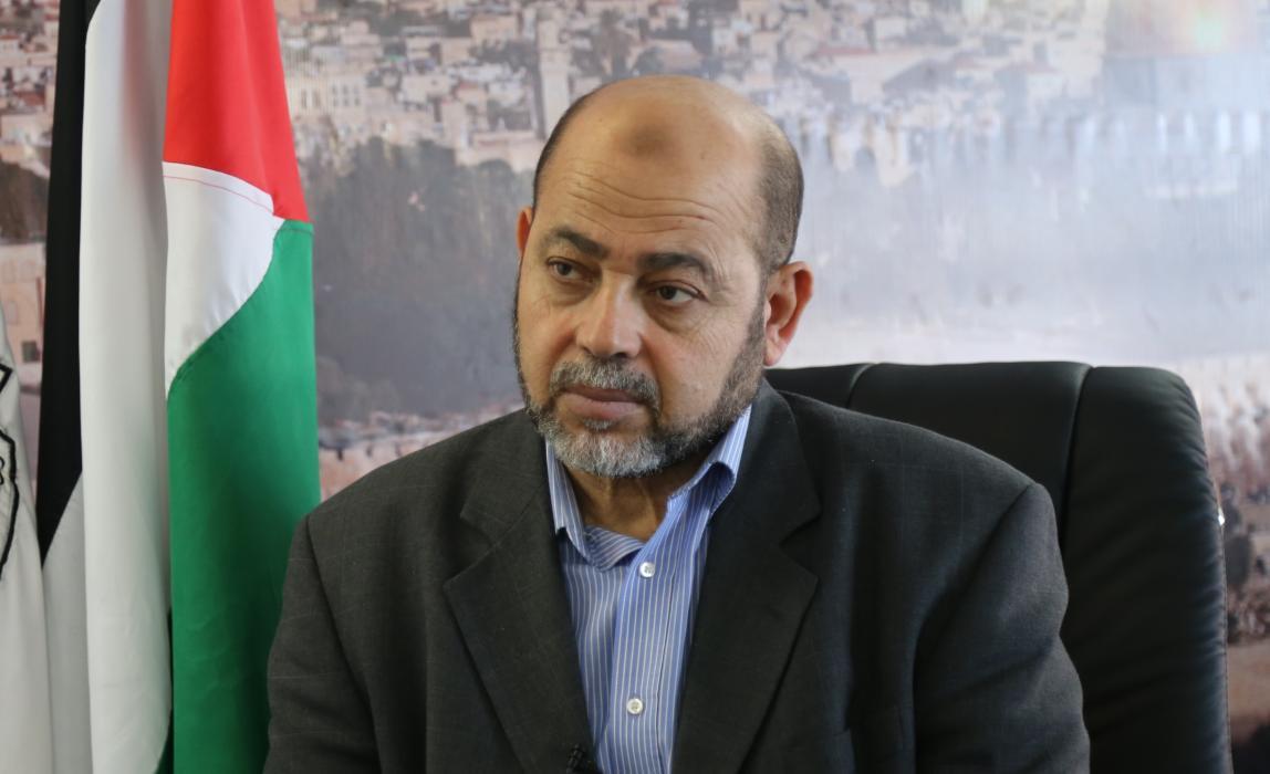 الدكتور موسى أبو مرزوق في لقاء خاص على قناة القدس الفضائية