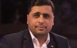 الناطق باسم حركة المقاومة الإسلامية حماس عبد اللطيف القانوع