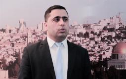 الناطق باسم الحركة عبد اللطيف القانوع