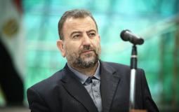 """صالح العاروري نائب رئيس المكتب السياسي لحركة المقاومة الإسلامية """"حماس"""""""