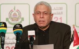 رئيس الدائرة الإعلامية لحركة حماس في منطقة الخارج رأفت مرة