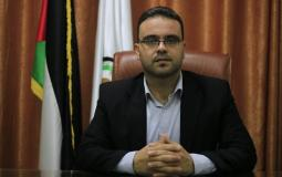 الناطق باسم حركة حماس حازم قاسم