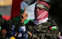 أبو عبيدة الناطق العسكري باسم كتائب القسام