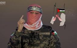 أبو عبيدة المتحدث العسكري باسم القسام