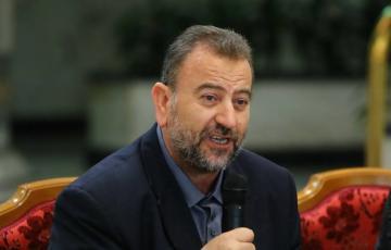 نائب رئيس المكتب السياسي لحركة حماس الشيخ صالح العاروري