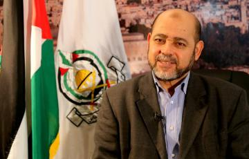 عضو المكتب السياسي لحركة حماس الدكتور موسى أبو مرزوق