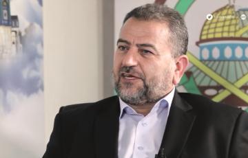 الشيخ صالح العاروري نائب رئيس المكتب السياسي لحركة حماس