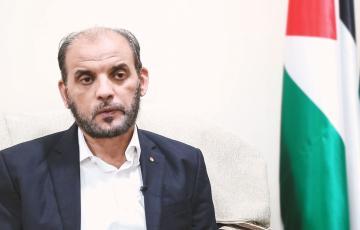عضو المكتب السياسي للحركة حسام بدران