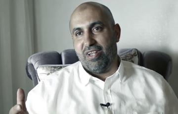 عضو المكتب السياسي لحركة حماس زاهر جبارين