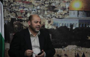 عضو المكتب السياسي لحركة حماس د. موسى أبو مرزوق