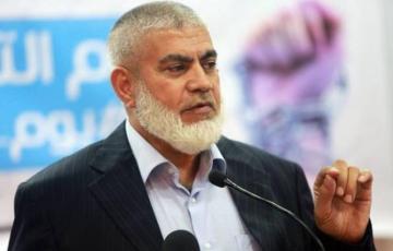 عضو المكتب السياسي لحركة حماس م. روحي مشتهى