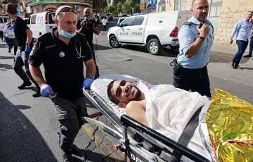 منفذ عملية الطعن البطولية في مدينة القدس المحتلة