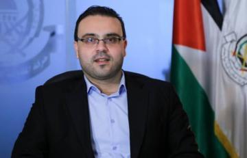 """الناطق باسم حركة المقاومة الإسلامية """"حماس"""" حازم قاسم"""