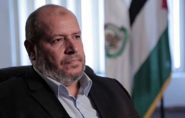 عضو المكتب السياسي لحركة حماس د خليل الحية