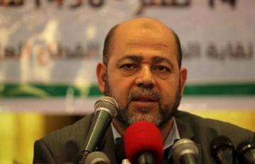 نائب رئيس حركة حماس في منطقة الخارج د. موسى أبو مرزوق
