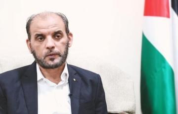 عضو المكتب السياسي لحركة حماس حسام بدران.jpg