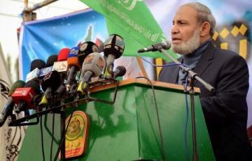 عضو المكتب السياسي د. محمود الزهار