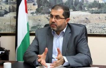 مسؤول ملف العلاقات الدولية في حركة حماس د. باسم نعيم
