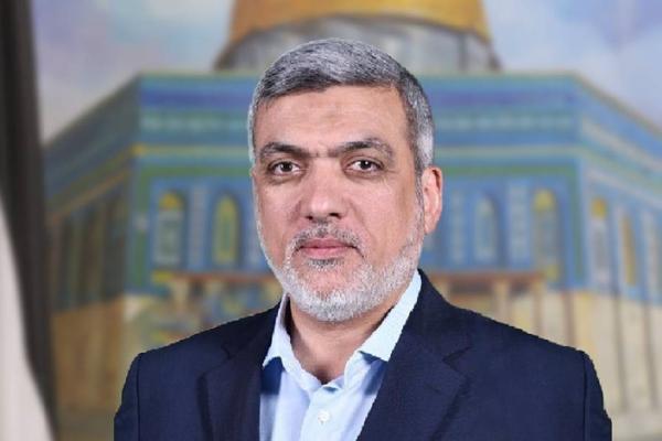 عضو المكتب السياسي لحركة حماس عزت الرشق