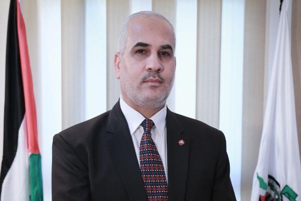 """الناطق باسم حركة المقاومة الإسلامية """"حماس"""" فوزي برهوم"""