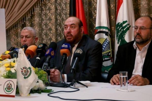 نائب رئيس حركة حماس في الخارج محمد نزال