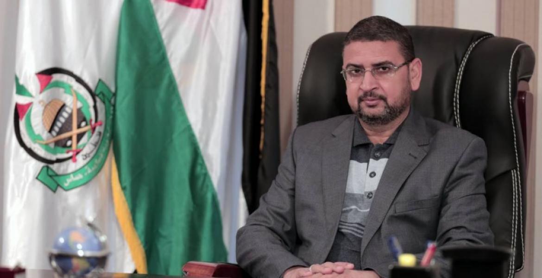 Sami Abu Zohri, Hamas Official