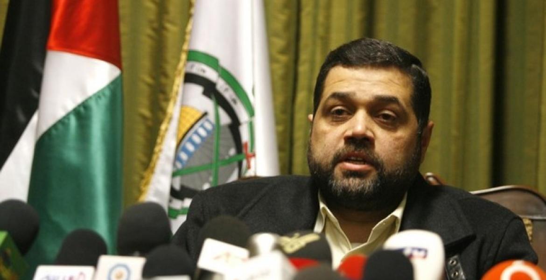 Hamas official Osama Hamdan